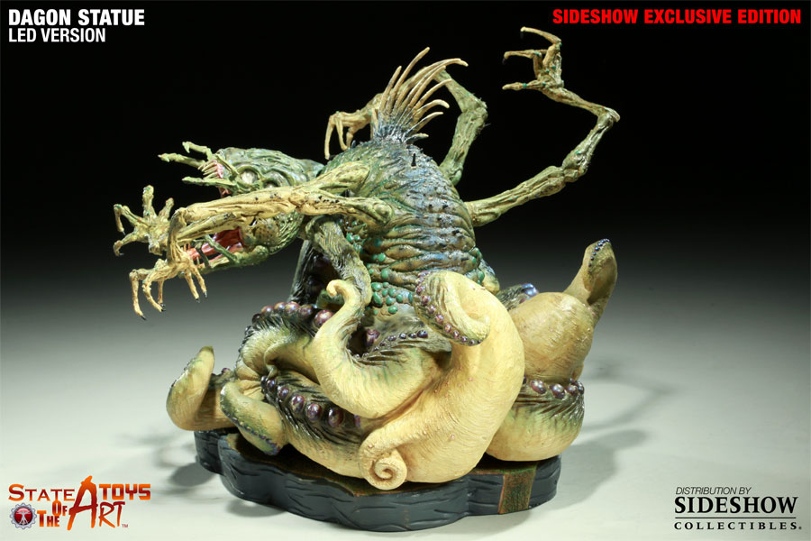 EXCLUSIVE: Nightmares Of Lovecraft: Dagon (Sideshow