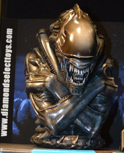 Warriors Gate 2 Film Online: Alien 2: Alien Warrior Cookie Jar