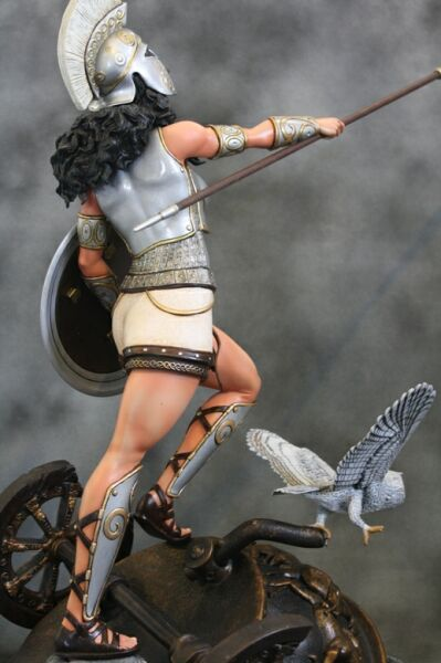 the myth of athena the goddess of wisdom and war Athena is the olympian goddess of wisdom and war and the adored patroness of the city of athens a virgin deity, she was also – somewhat paradoxically – associated with peace and handicrafts, especially spinning and weaving.