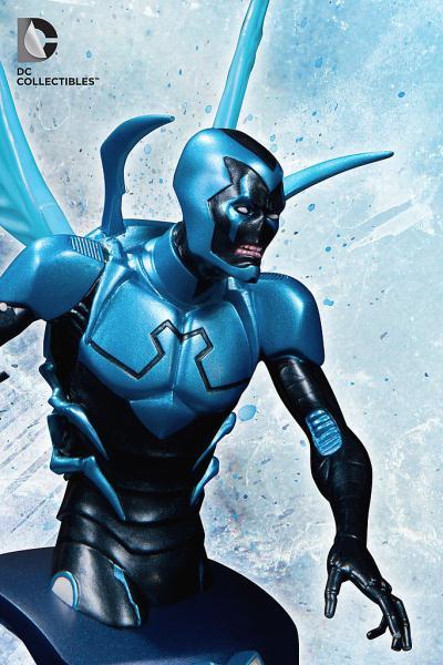 New 52 blue beetle