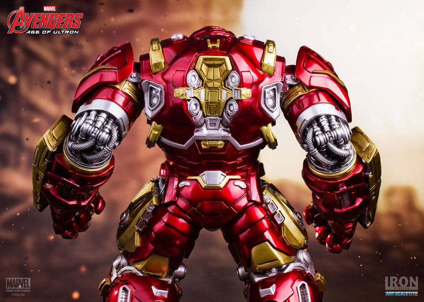 Avengers 2-Age Of Ultron: Iron Man MARK 44 Hulkbuster ...