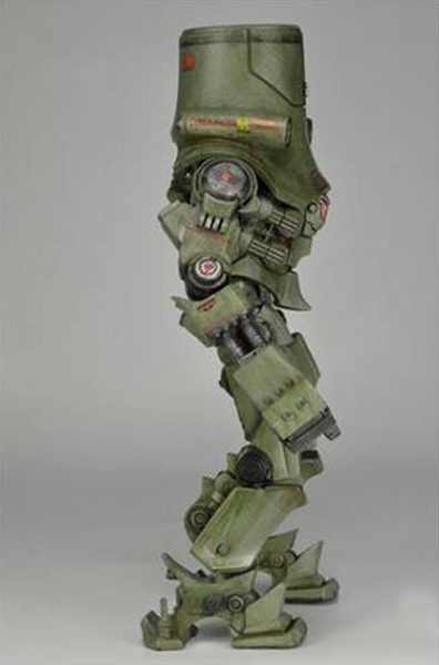 Gallery photos and information: jaeger cherno alpha