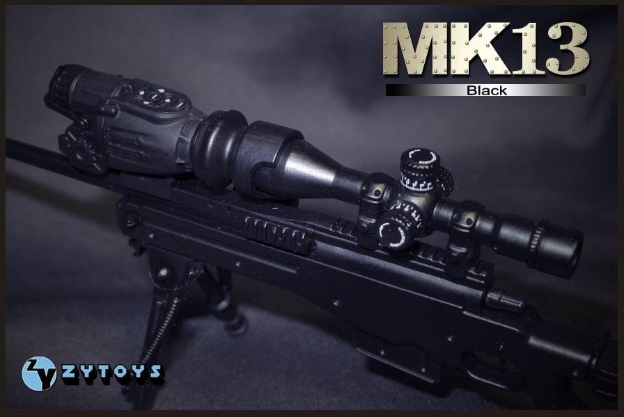 Monkey Depot - Rifle: ZY Toys 1/6 MK19 (ZY-8030)