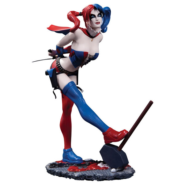 Cover Girls Of DC: New 52 Harley Quinn | Figurky a sošky ...