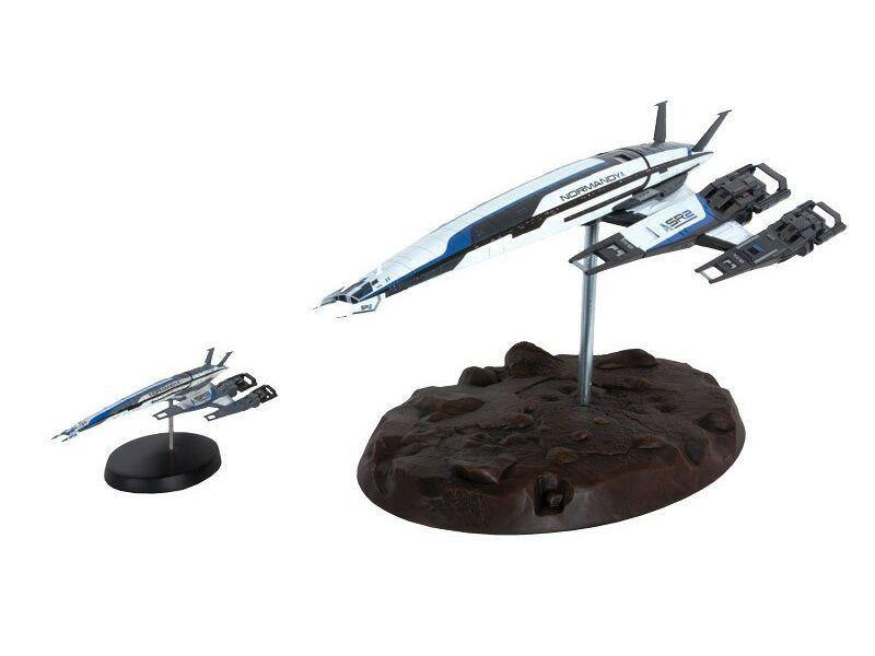 Ssv Normandy Sr 2 18 Ship Replica: Mass Effect: Normandy SR-2 SSV 18-inch