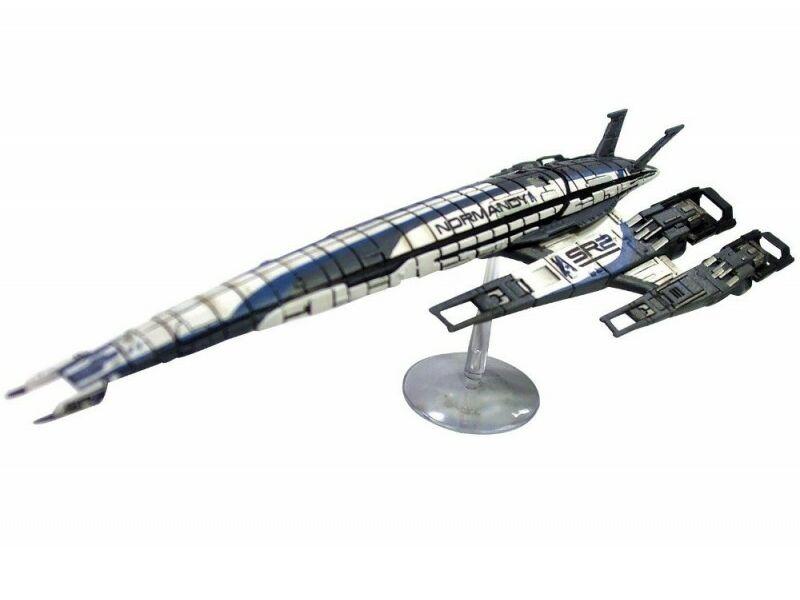 Ssv Normandy Sr 2 18 Ship Replica: Mass Effect: Normandy SR-2 SSV