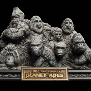 Apes Through The Ages