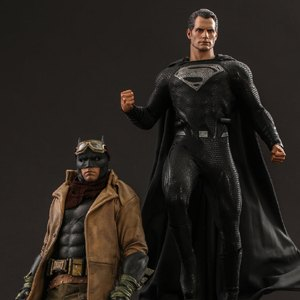 Batman Knightmare And Superman 2-PACK