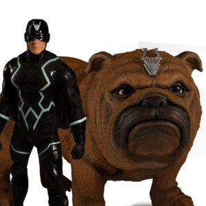 Black Bolt & Lockjaw