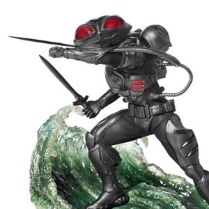 Black Manta Battle Diorama