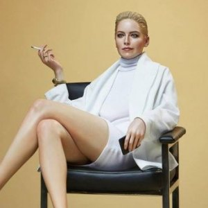 Catherine Tramell (Sharon Stone)