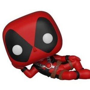 Deadpool Sexy Pose Parody Pop! Vinyl