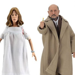 Doctor Loomis & Laurie Strode Retro 2-PACK