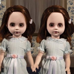 Grady Twins Living Dead Dolls Talking