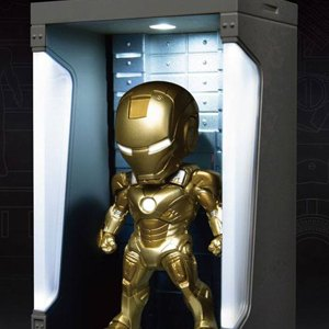 Iron Man MARK 21 Hall Of Armor Egg Attack Mini