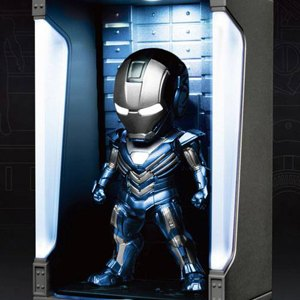 Iron Man MARK 30 Hall Of Armor Egg Attack Mini