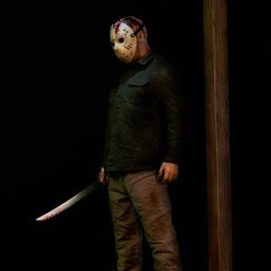 Jason Voorhees Dark Reflection