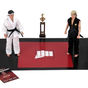 Johnny Lawrence Vs. Daniel LaRusso Tournament 2-PACK
