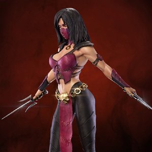 Mileena (Pop Culture Shock)