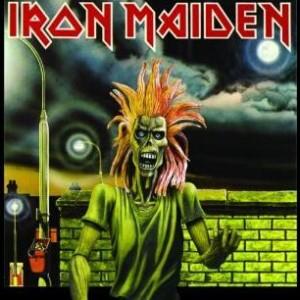 all iron maiden eddies