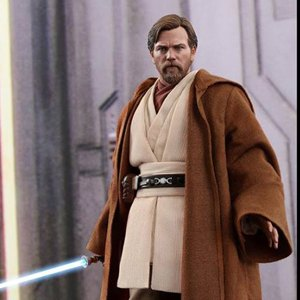 Obi-Wan Kenobi Deluxe (Revenge Of The Sith)