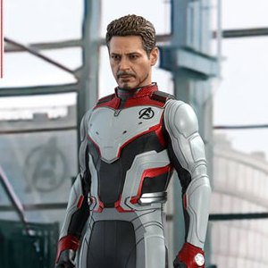 Tony Stark Team Suit