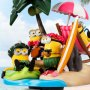 Minions: Paradise D-Stage Diorama