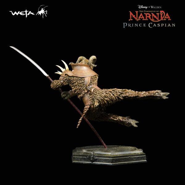 Warriors Gate 2 Film Cda: Chronicles Of Narnia 2: Warrior Satyr